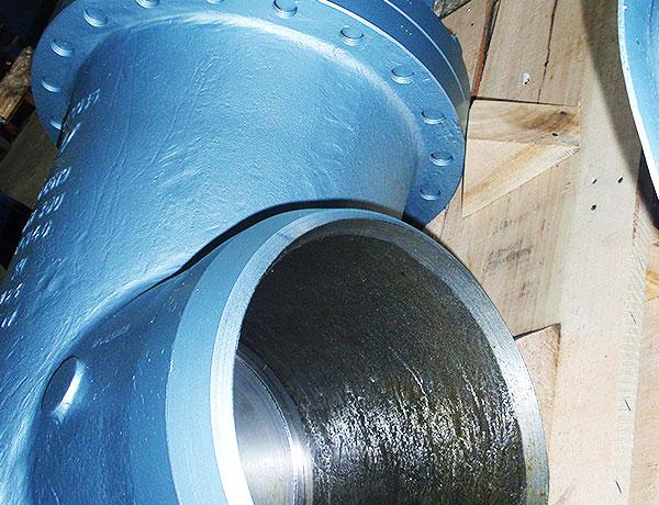 Armatury a potrubní díly
